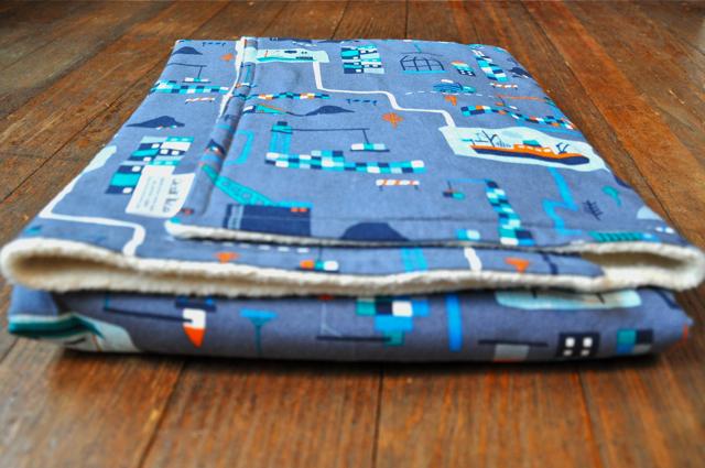 Shipyard blanket