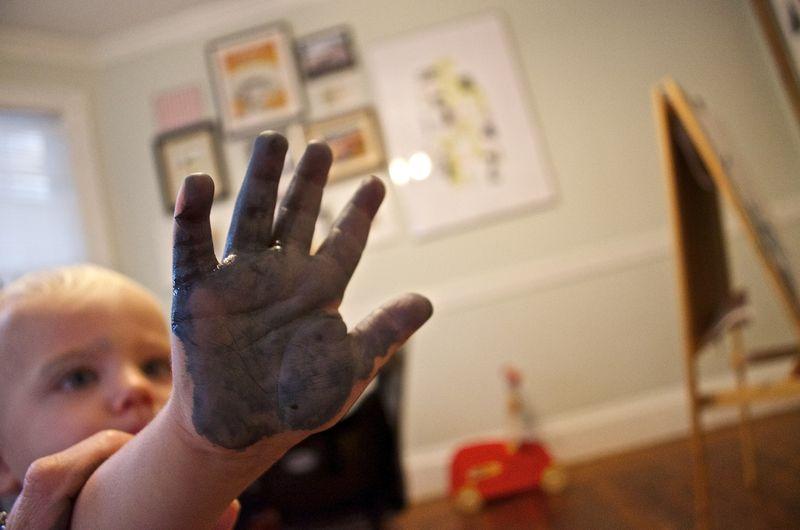 Buddy-blue-hand-toddler-art