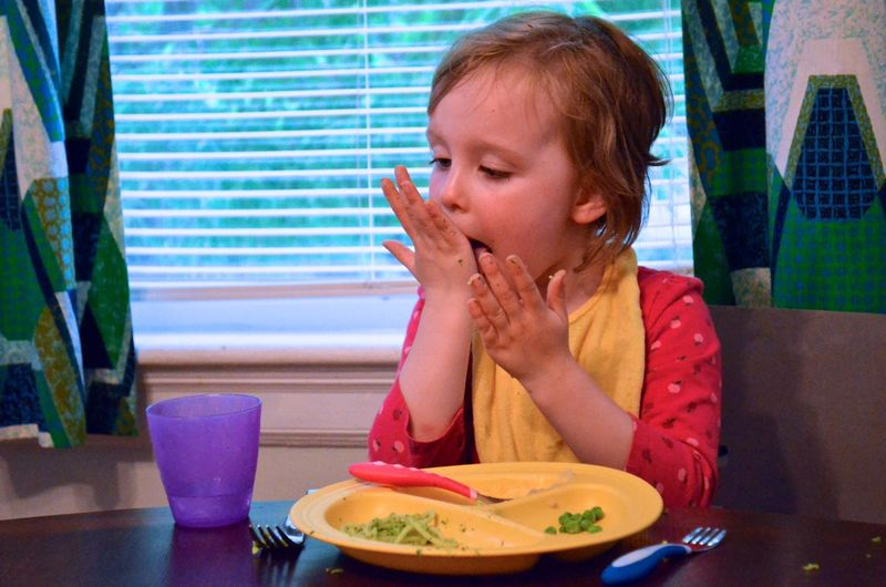 Arugula pesto kids eating healthy whole foods diet9